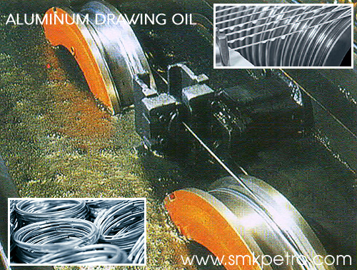 Aluminum Drawing Oils
