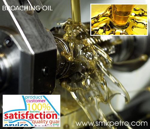 Broaching Oils