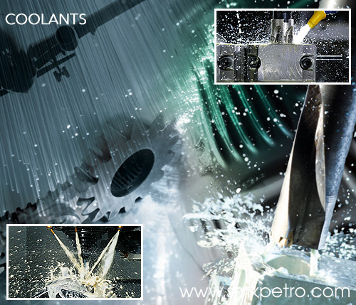 Coolants Lubricants Oil