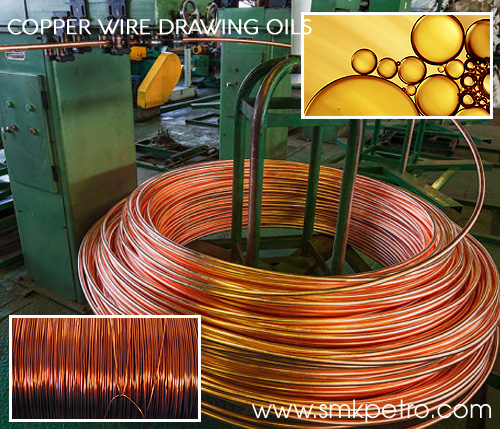 Copper Wire Drawing Oils